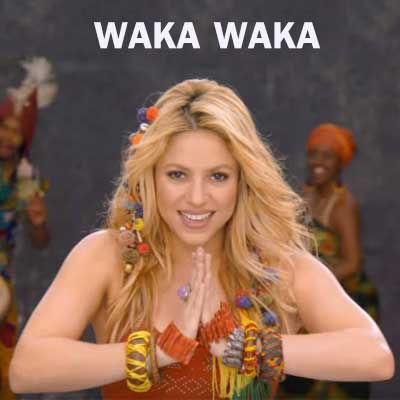 Waka Waka Song Lyrics From The Official 2010 Fifa World Cup Song