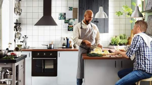 Model desain dapur untuk pria