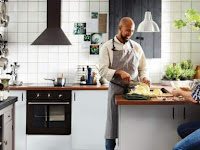 Model Desain Dapur Untuk Pria Seperti Apa ? Ini Tipsnya