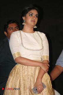 Actress Keerthi Suresh Pictures at Thodari Audio Launch  0013.jpg
