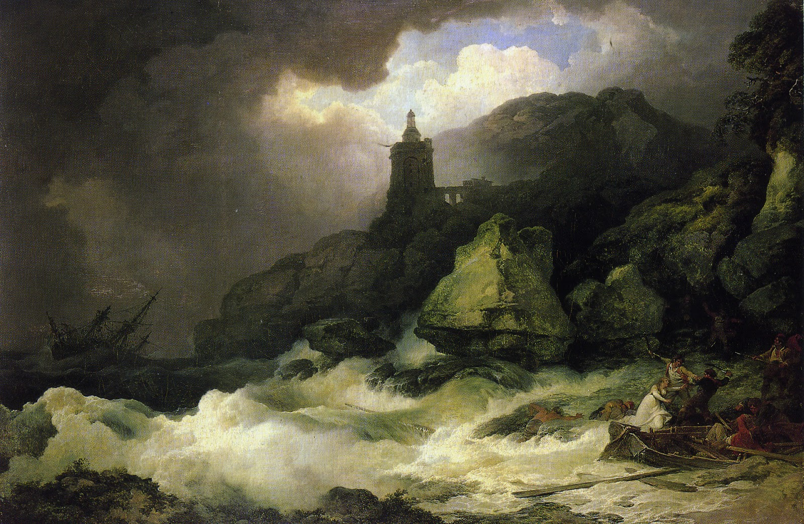 Romanticism in the Visual Arts: English, Irish and Swiss ...