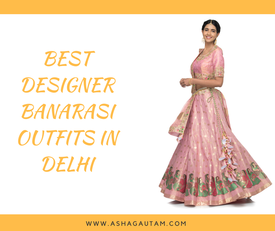 92a4161701 The ethnic Banarasi Outfits are most suited for Traditional and cultural  occasions. They make up an ideal wedding outfit either for the bride or for  their ...