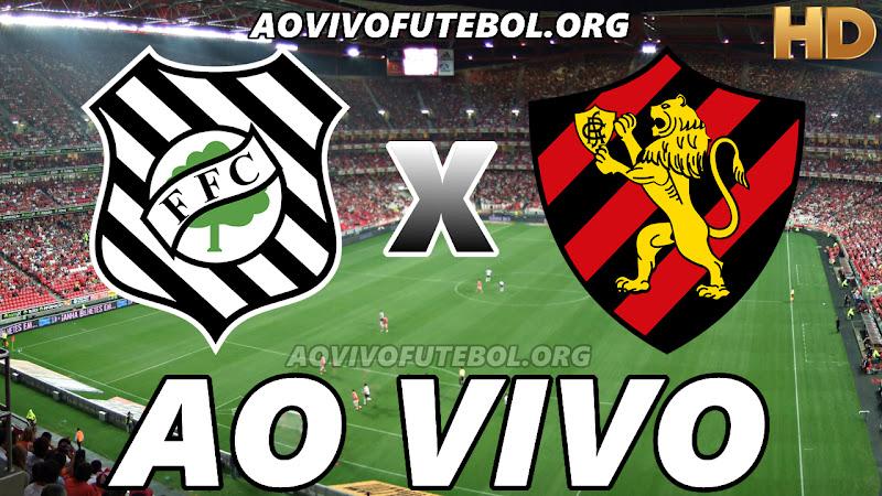 Assistir Figueirense vs Sport Ao Vivo HD