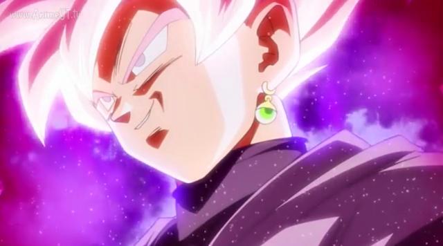 Goku ssj rosa