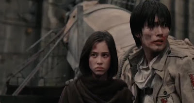 Download Attack On Titan Part 2 - End Of The World (Live Action) Subtitle Indonesia WebRip