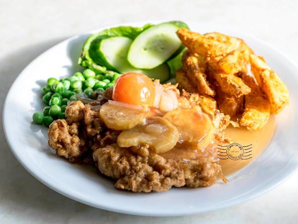 Hainan Cuisine @ Yeng Keng Cafe Bar, Chulia Street, Georgetown, Penang