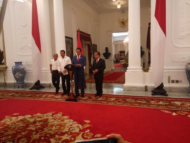 Ini Pernyataan Tegas Presiden Jokowi Soal Rohingya