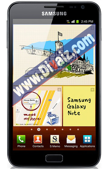 Samsung Galaxy Note 1 N7000 - www.divaizz.com