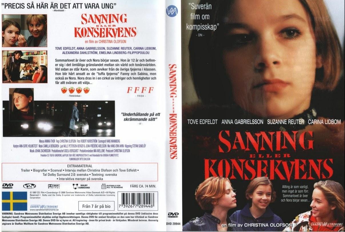 Правда или смелость / Sanning eller konsekvens. 1997.