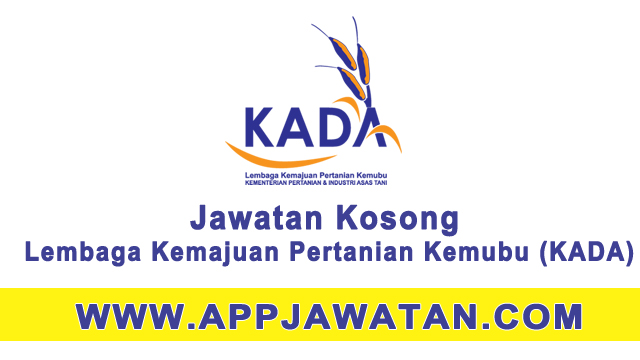 Jawatan Kosong Kerajaan di Lembaga Kemajuan Pertanian Kemubu (KADA)