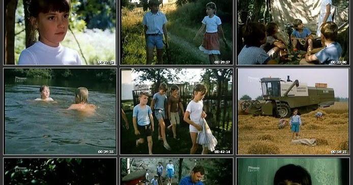 Movie: Moře začíná za vsí (1987) 927 Mb