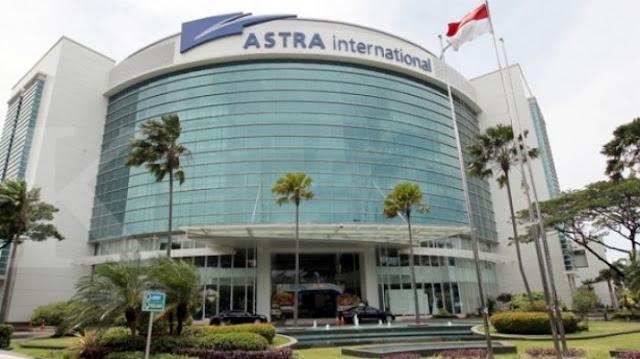 Lowongan Kerja Fresh Graduate Astra Group - PT Astra Internasional, Tbk. Tersedia 4 Posisi Menarik | Posisi: MTP AGP, Accounting Analyst, ESR Analyst, Legal - ODP