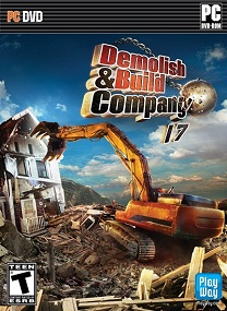 Download Demolish and Build Company 2017 PC Game Free
