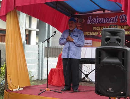 Keberhasilan Pembangunan Kota Padang Tak Terlepas dari Lekat Tangan Emzalmi