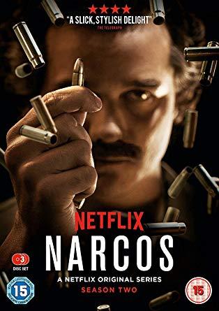 Narcos season 2 (2016)