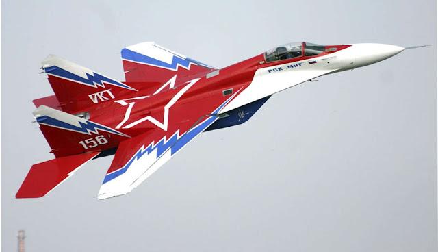 Rusia mulai memasok enam pesawat tempur MiG-29 ke Serbia secara gratis