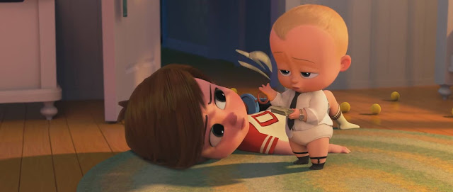Movie animasi 2017 -  Kumpulan Foto The Boss Baby, Fakta The Boss Baby dan Video The Boss Baby