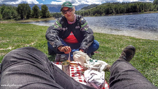 PICNIC EMBALSE BENIARRES