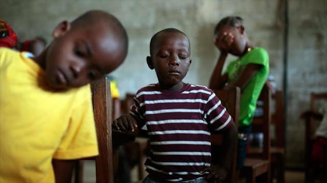 Cofundador de ONG de EEUU en Liberia abusó sexualmente de niñas