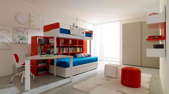 18 cool boys bedroom ideas home design - Awesome boy bedroom ideas ...