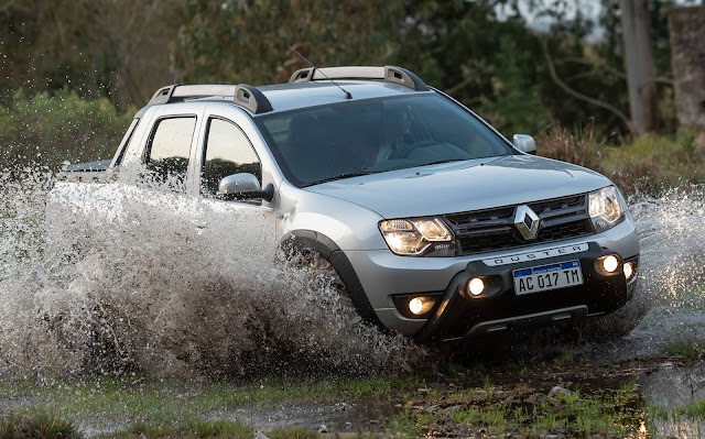 Renault Duster Oroch 4x4 2019