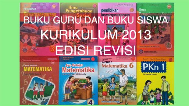 Download Buku Guru dan Buku Siswa Kurikulum 2013