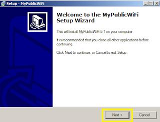 Tải MyPublicWifi, phần mềm phát Wifi cho Laptop Win 7 miễn phí c