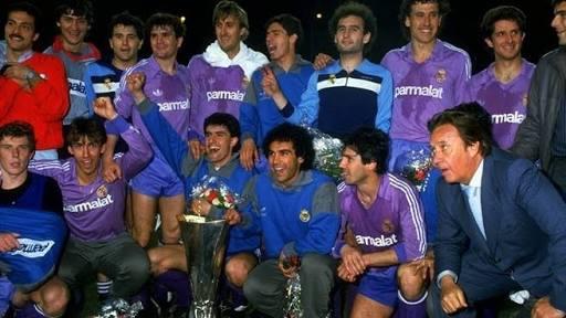 Copa da UEFA 1984-1985: o histórico Real Madrid