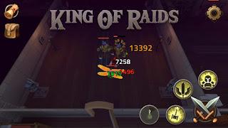 king of raids Apk Full Mod