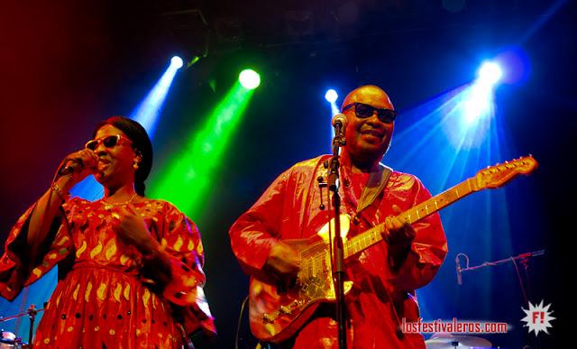 Amadou & Mariam, Sala Barts, 2017