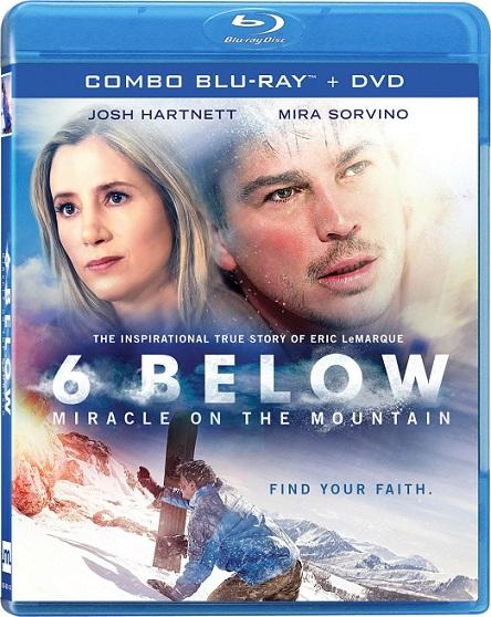 6 Below: Miracle on the Mountain (Bajo Cero: Milagro en la Montaña) (2017) 720p y 1080p BDRip mkv Dual Audio AC3 5.1 ch