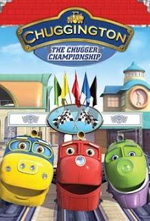Chuggington The Chugger Championship