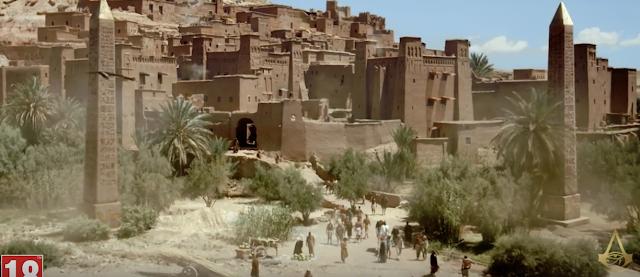 Assassin's Creed Origins nos comparte el vídeo I Am con actores reales