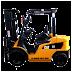 Sewa / Rental Forklift 2,5 Ton