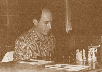 El ajedrecista Josep Paredes Prats