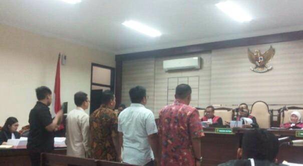 Sidang Kasus Korupsi Dana Hibah Pemkot Surabaya, Empat Saksi