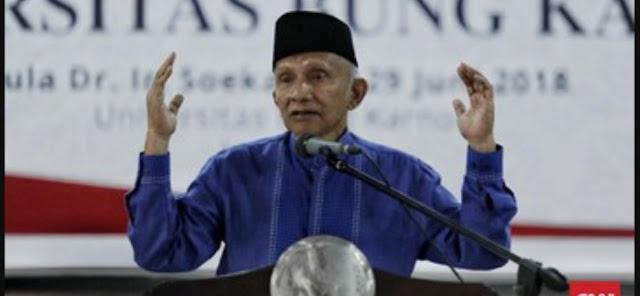 Pengamat Soal Jewer Haedar: Muhammadiyah Bukan Hanya Amien