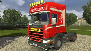 Scania 4 version 2.0
