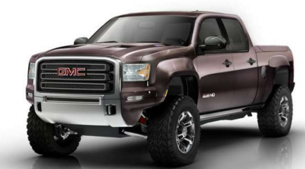 2018 Gmc Sierra Redesign