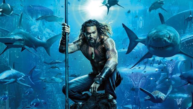 Aquaman (2018) & Escape Room (2019) Movie Review