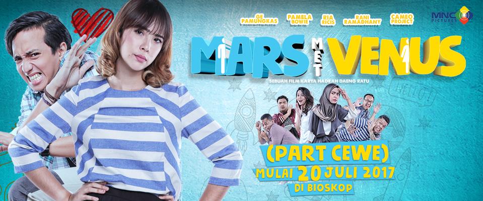 Screen Shot Film Mars Met Venus