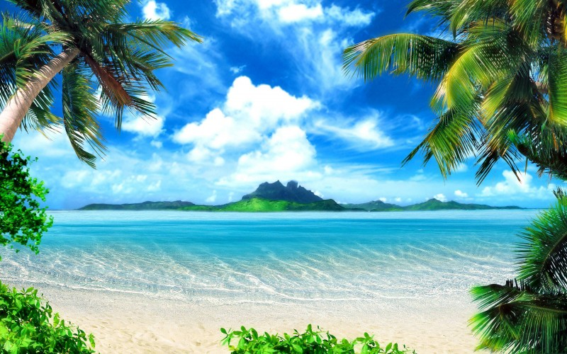World Visits: Top 8 Tropical Beach Collction