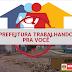 Jobope assina ordem de serviço para pavimentação de ruas em Boa Paz e inaugura Posto de Saúde na comunidade de Baixa Funda nesta quarta (8)