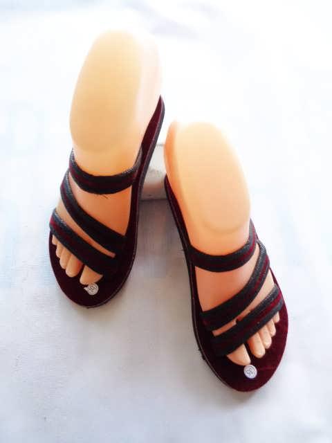 Pabrik Sandal Spon Talincang Anak Tanggung