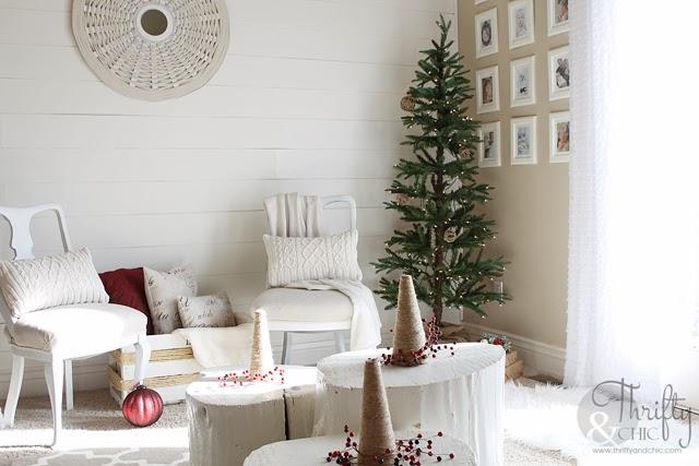 圣诞节装饰想法