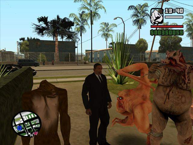 GTA San Andreas (2005) PC Full Español