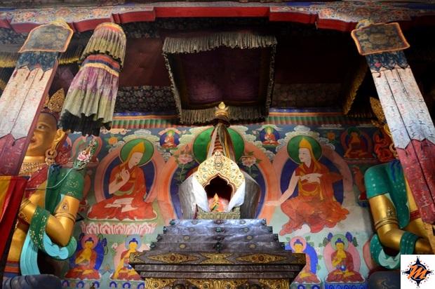 Sumur, monastero di Samstanling