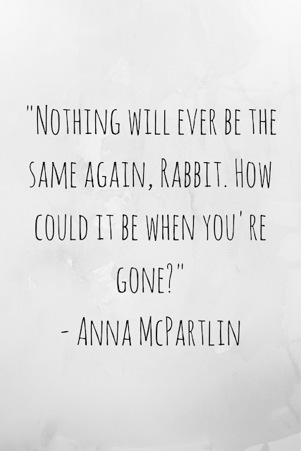 Review of 'The Last Days of Rabbit Hayes' by Anna McPartlin