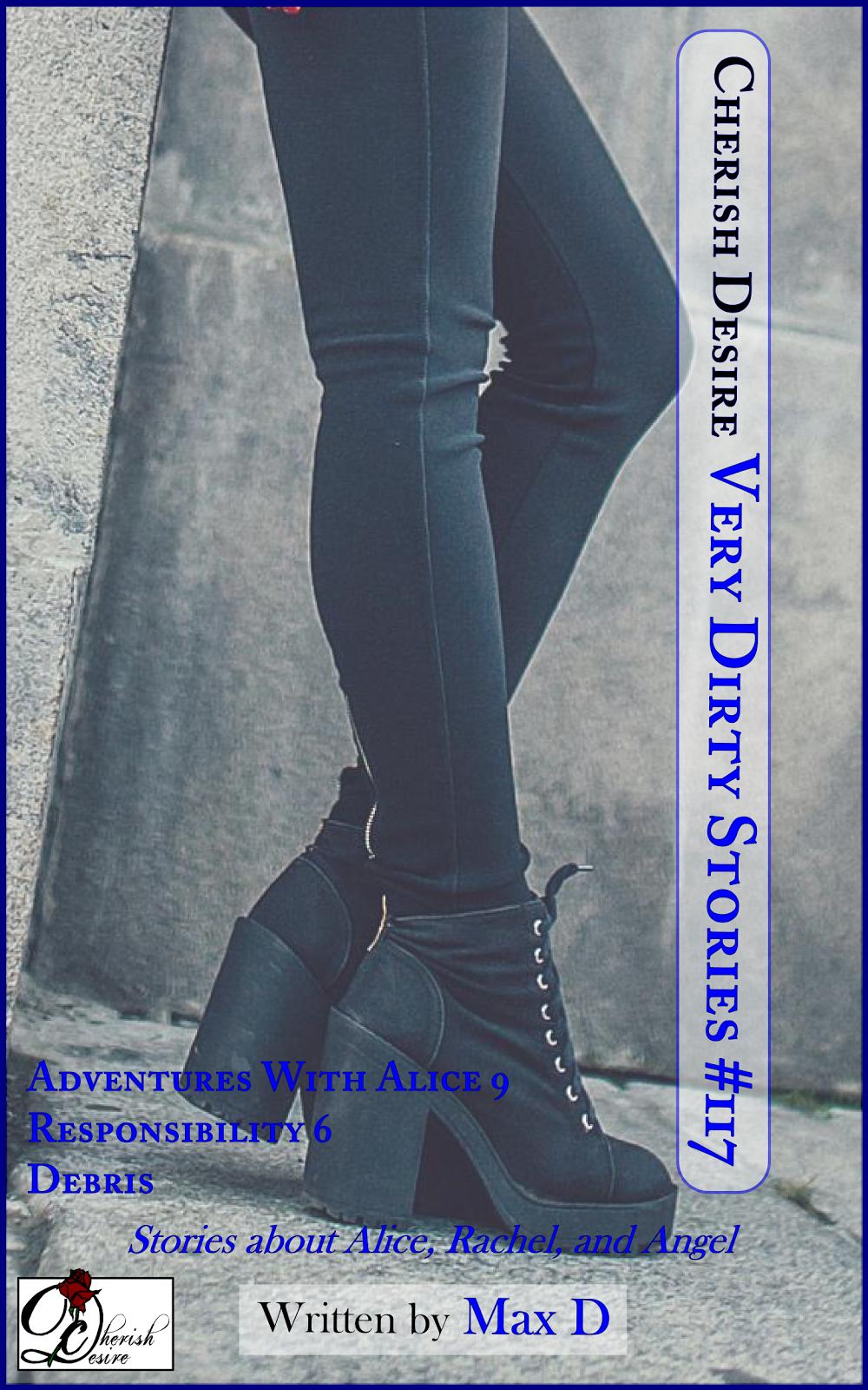 Cherish Desire: Very Dirty Stories #117, Max D, erotica