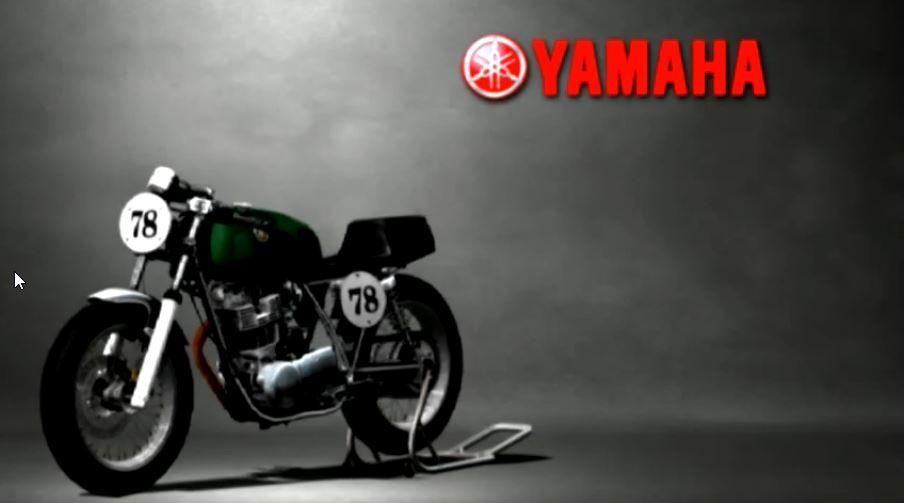 Yamaha SR400 2005 Racing Modified